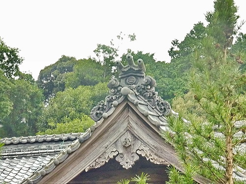 【写真】四国八十八ヶ所 : 第65番札所・三角寺