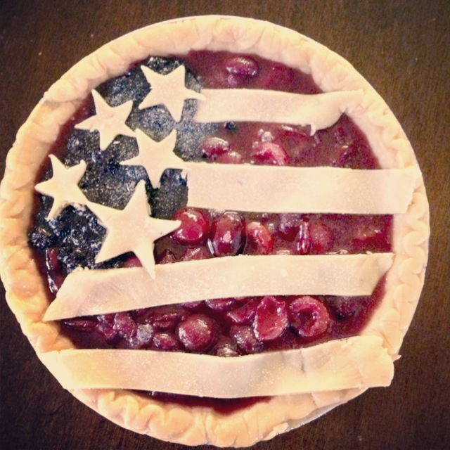 pie for 4th of July