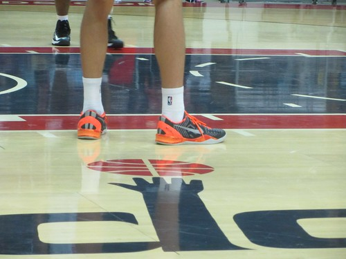 washington wizards, summerfest, adam mcginnis, truth about it, fans, nba, tai, verizon center, monumental sports, wizards, basketball, shoes, jan vesely