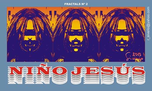 Fractals Nº 2 by Niño Jesús