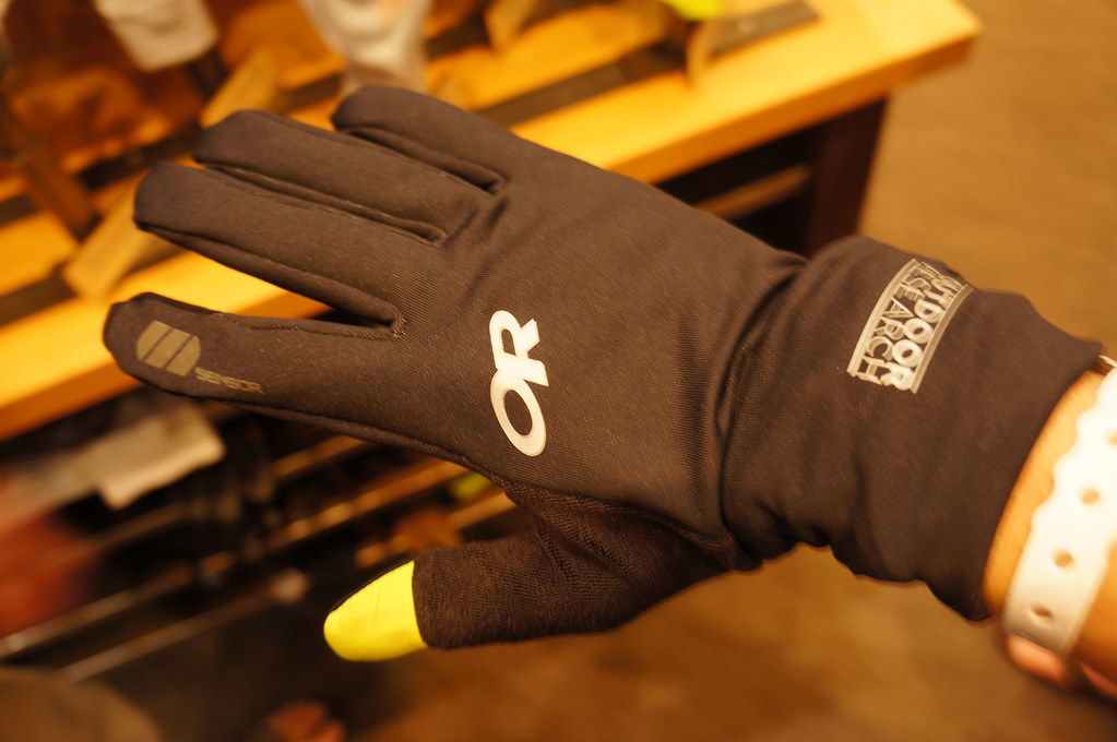Outdoor Research Hot Pursuit gloves