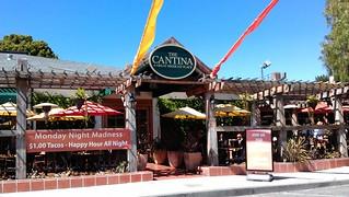 The Cantina exterior