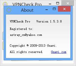 VPNCheck Pro 1.5.3.8