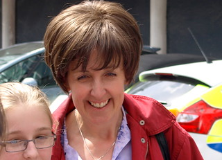 Hayley Cropper from Coronation Street