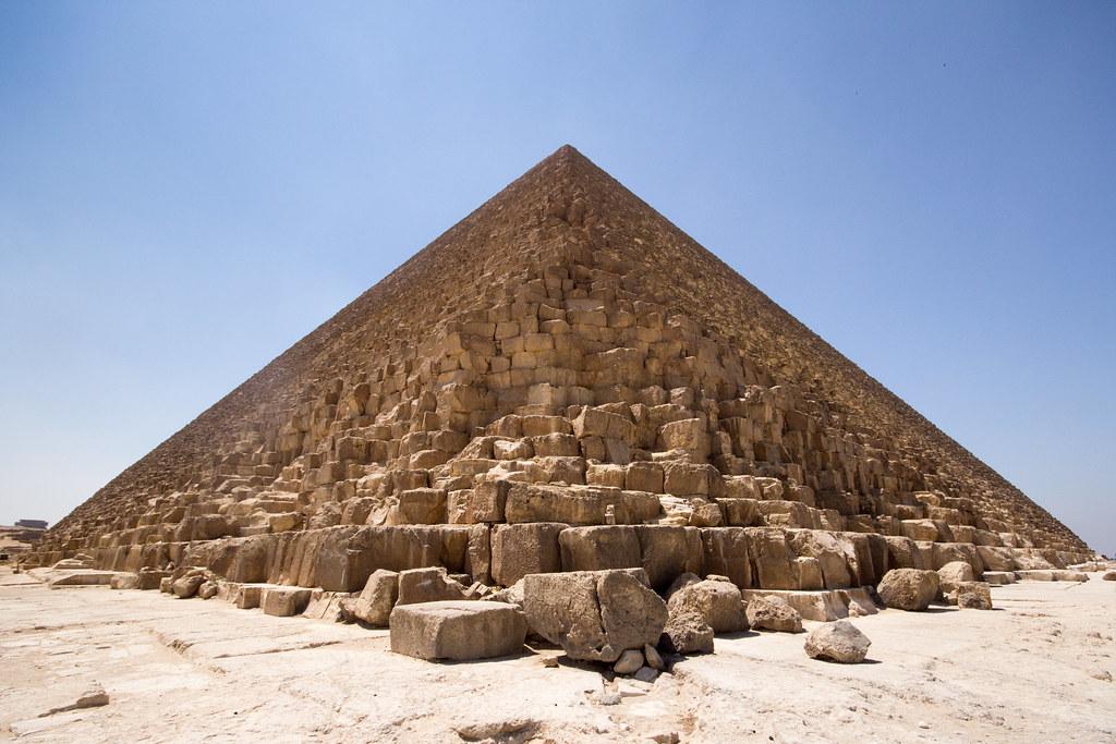 Grrreat Pyramid!