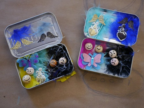 Decorated Tins - 9