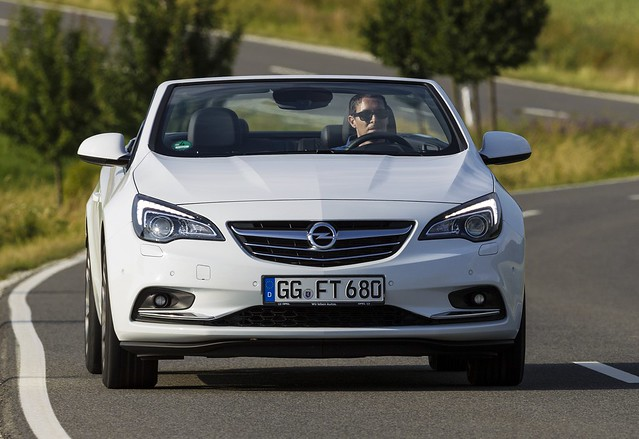 Opel Cabrio 287403