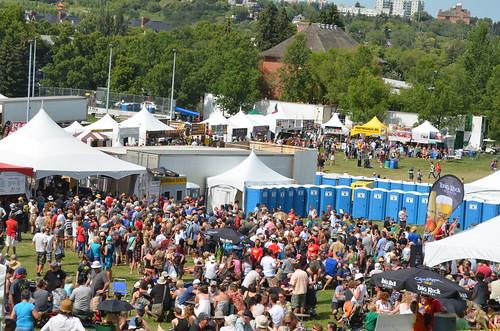 EFMF 2013 - Beer Garden
