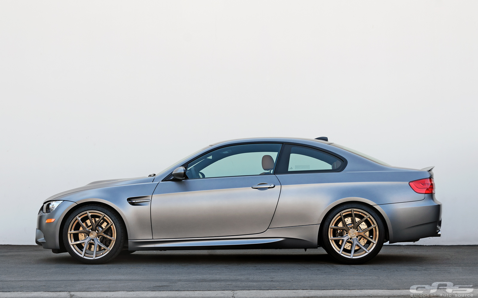 Frozen Gray Amp Rust Brown E92 M3 Bmw Performance Parts