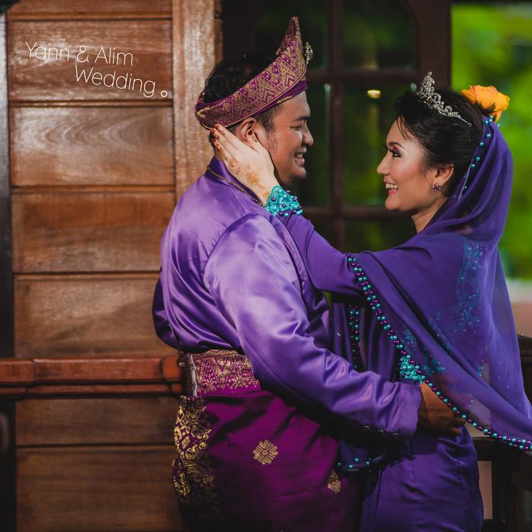 Yann & Alim Wedding