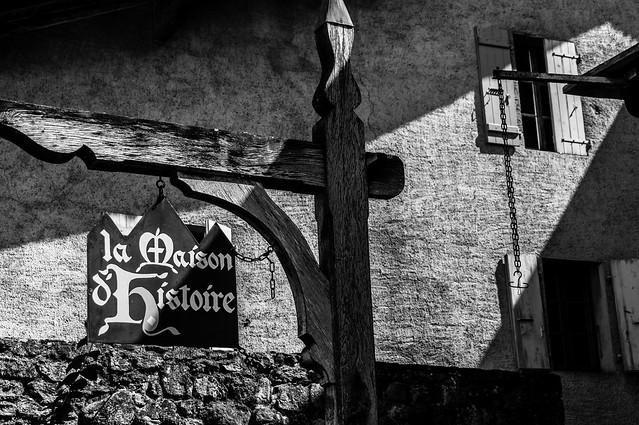 La Maison d'Histoire, Yvoire, France