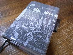 私のほぼ日手帳(2013)