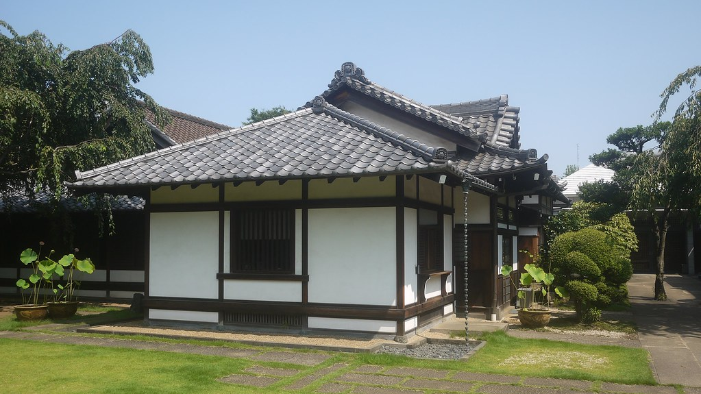 Tennoji Temple