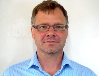 Keith Child, ILRI staff
