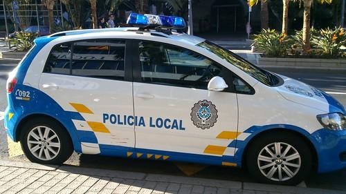 Policía Local. Islas Canarias. 9664758151_700078e075