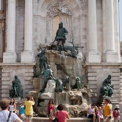Matthias Corvinus Monument