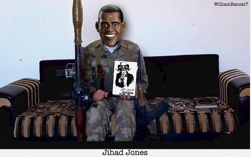 JIHAD JONES by WilliamBanzai7/Colonel Flick