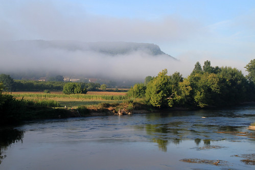 Vallée de la Dordogne devant Beynac (24) by montestier