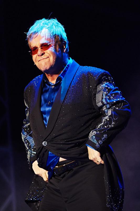 Elton John -  Bestival 2013