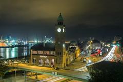 Landungsbrücken / Hamburg