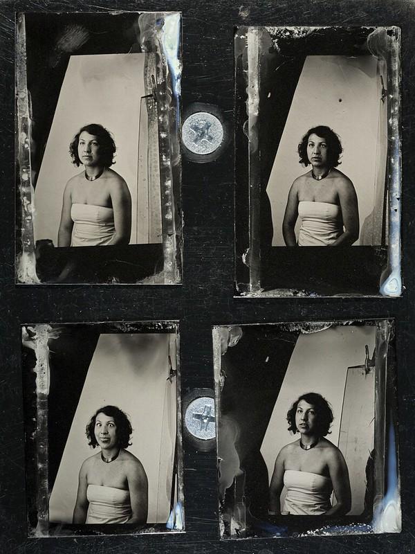 Tintype Lockets