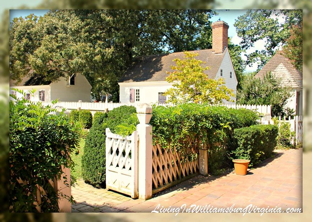 Inviting Garden