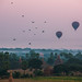 Hot air balloons by Sisue!
