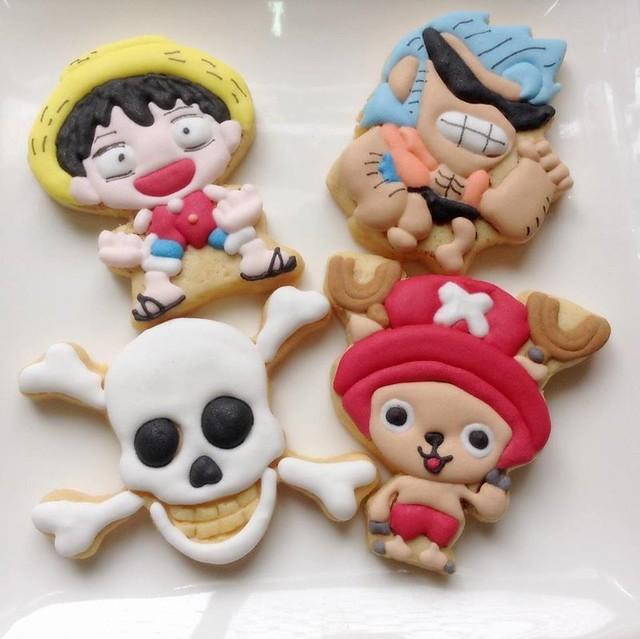 海賊王餅乾
