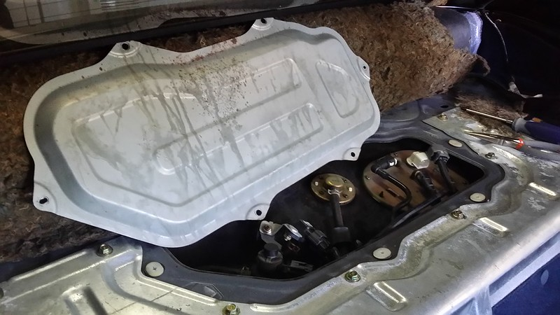 How To Change A Fuel Pump Nb