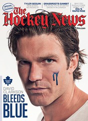 The Hockey News, David Clarkson