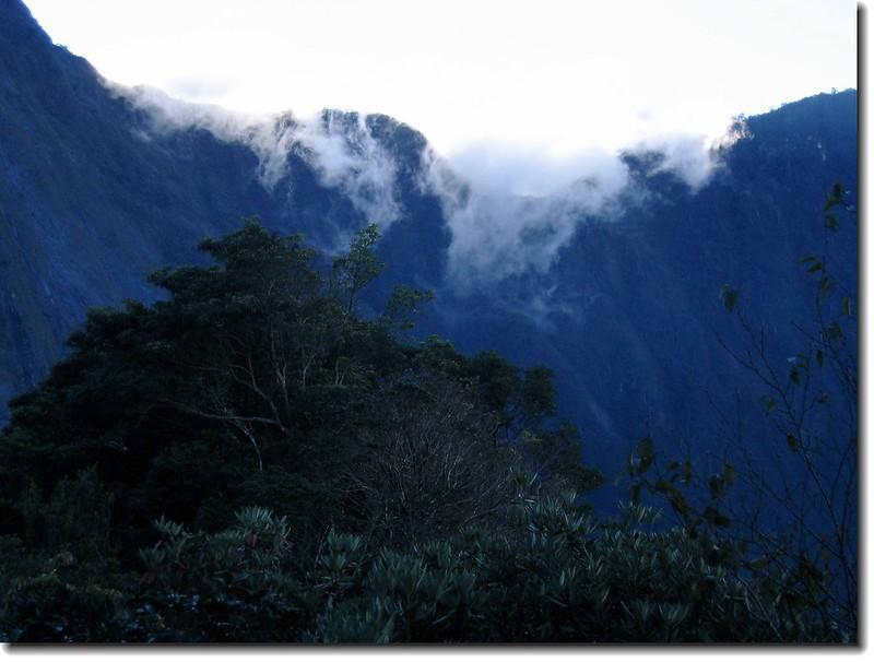 南大武之雲瀑(攝自3.1 k) 3