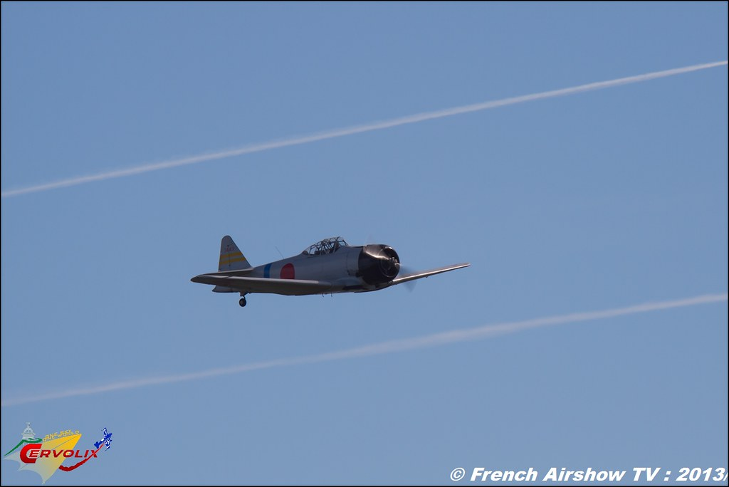 T-6 F-AZRO a Cervolix 2013