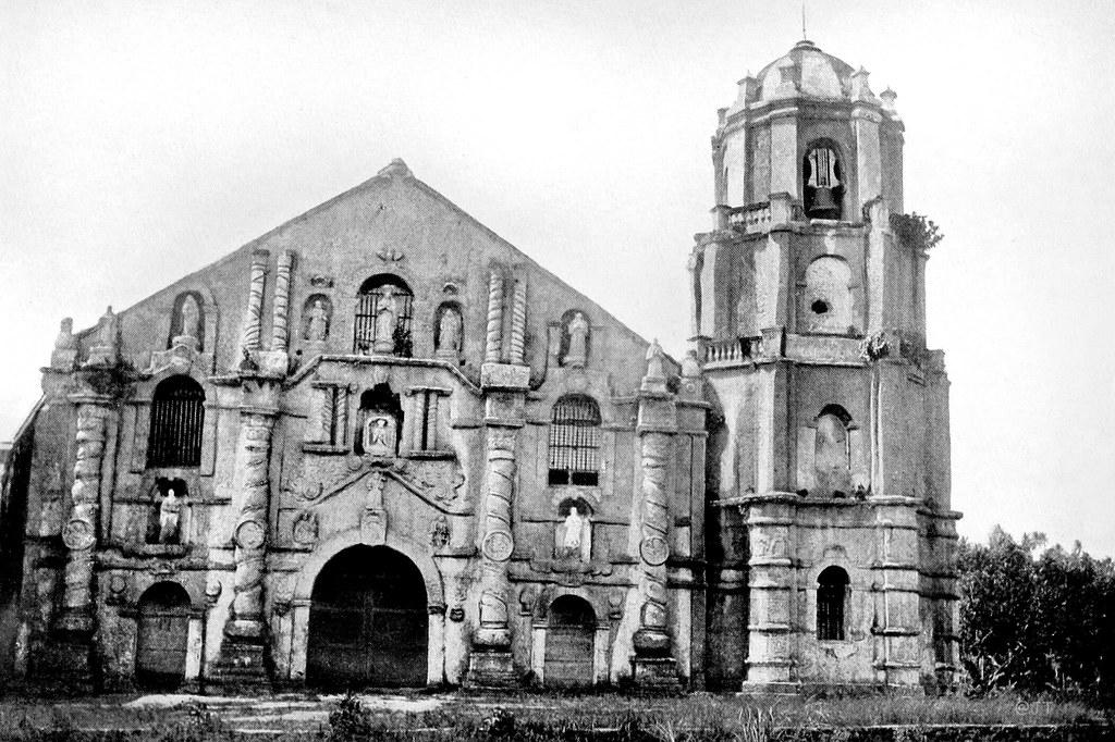 Daraga Church,  Nuestra Senora de la Porteria, Daraga, Albay, Philippines, 1906 or before