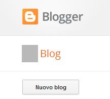 creare un Blog su Blogger
