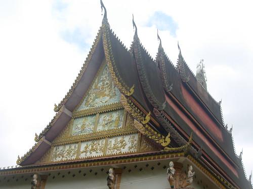 Vientiane 2007-Wat Haysok(4)