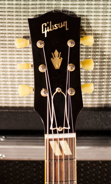 Photo:Gibson 1959 VOS ES-175-2 By Martin Hesketh