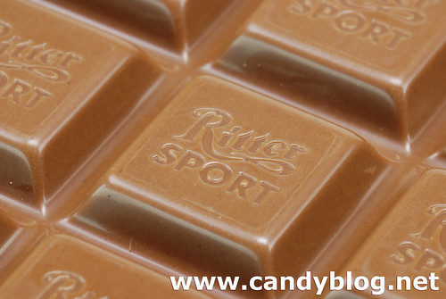 Ritter Sport Winter Edition Orange-Caramel