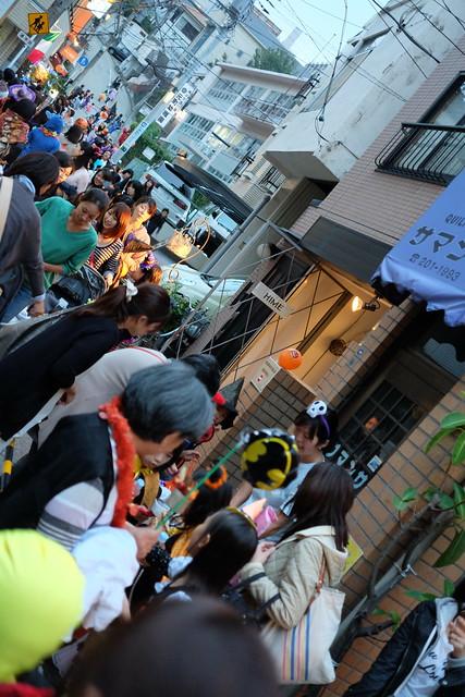 Yokohama Motomachi Halloween 2013 52