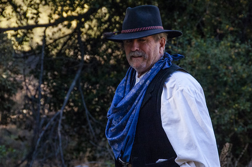Old West Participants dressed to impress at Old West Run in Temecula by Crispin Courtenay, on Flickr