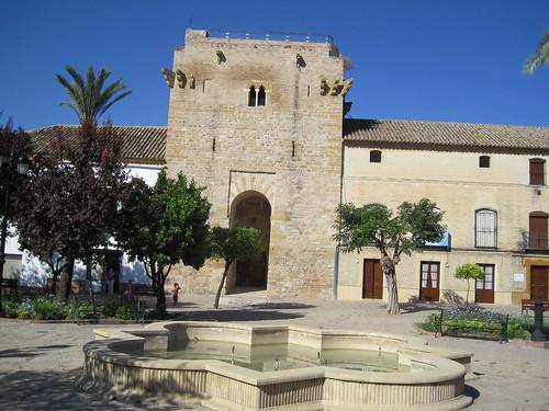 Castillo medieval de Cañete de las Torres