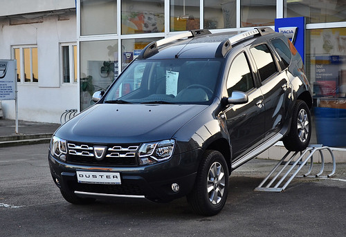 Renault Duster 2014 Black