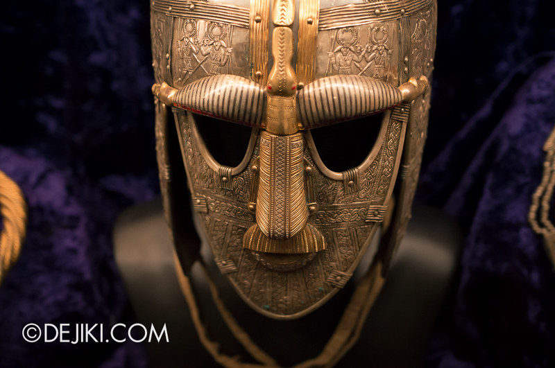 Mystic Manor - Sutton Hoo Helmet