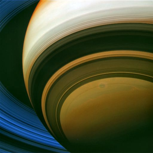 Photo:Brown-Bottomed Saturn By:sjrankin