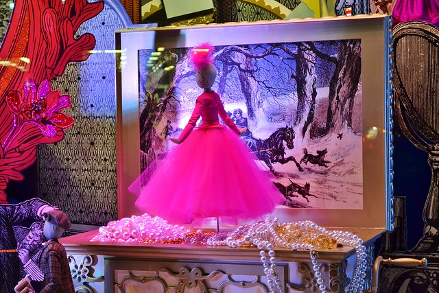 Lord & Taylor 2013 Holiday Show Windows