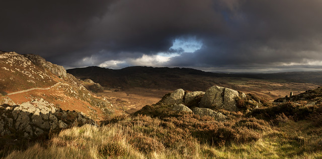 Cymric Badlands - Explored
