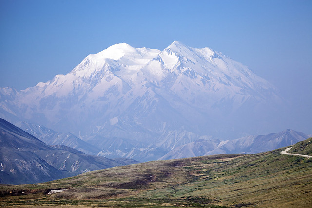 Mount McKinley also known as Denali - Flickr CC DenaliNPS