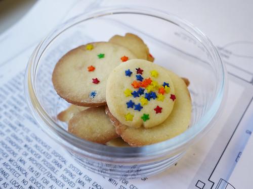 12-16 sugar cookies