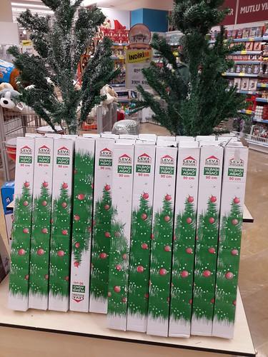 Instant Karácsonyfa