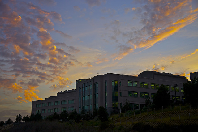 Research Center on the Hill