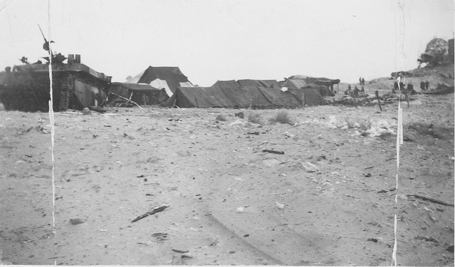 Allied camp, Walcheren Island